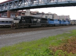 Trio of SD60Is for NS 539