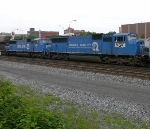 Conrail Blue