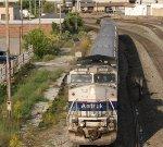 """Amtrak 07T/43 """"The Pennsylvanian"""""""