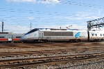 Acela with AMTK 2035 in the lead