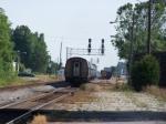 Amtrak Heading South
