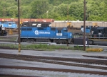 An Intact Blue GP38