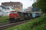 NS 67Q With CN/IC 2718 in the Lead