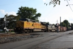UP C41-8W 9534 Leads 16T East