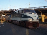 A Very Late Amtrak 14