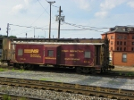 Norfolk Southern Track Inspection and Research Development Caboose 48