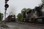 NS 34N 14 meets 11G 14