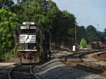 Pair of geeps heading to Doraville to switch the yard