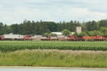 A pair of Warbonnet SD75s on ZSTPCHC