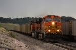 BNSF 5729 West