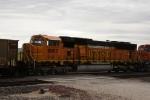 BNSF 9706 East DPU
