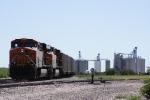 BNSF 9264 East DPUs