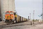 BNSF 9876 West DPU