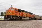 BNSF 9280 West DPU