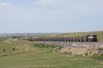 BNSF 5910 West DPU