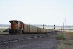 BNSF 8801 East DPU