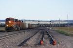 BNSF 6320 West
