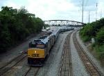 CSX Executive Train!