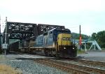 CSX 7634 Coal