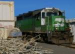 BNSF 2910 & Junk