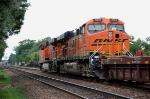 BNSF 6193 & 6063