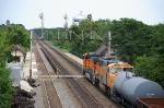 BNSF 5197 & 8829