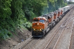 BNSF 7323, 7324, 7399 & 7484