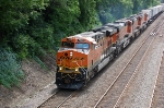 BNSF GEVO 4-Pack