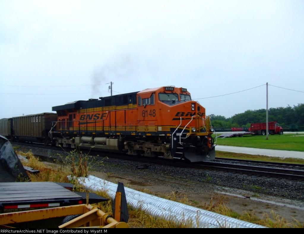 BNSF 6148