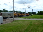 Trailing Units