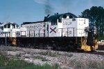 Chattahoochee Industrial Railroad RS1's #1111 & #3 work the Southern Railway Yard