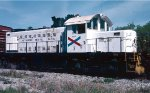 "Chattahoochee Industrial Railroad RS1 #3, the ""General"","
