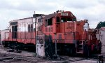 Gulf & Mississippi Railroad GP10 #8193