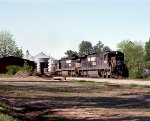 Norfolk Southern C39-8's #8618 & #8651 lead Jacksonville (FL) bound train #143