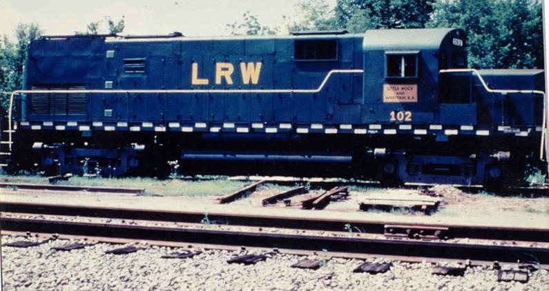Little Rock & Western 102