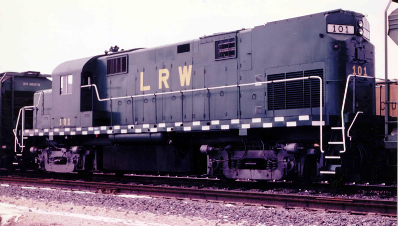 LRWN 101 is ready for service