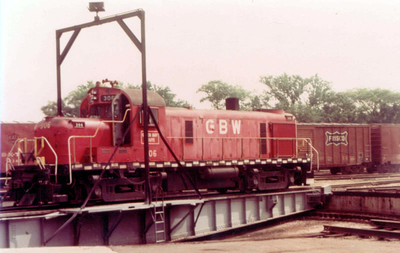 GB&W after being rebuilt