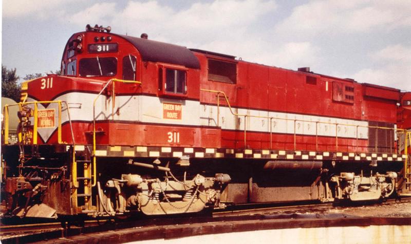 GB&W 311