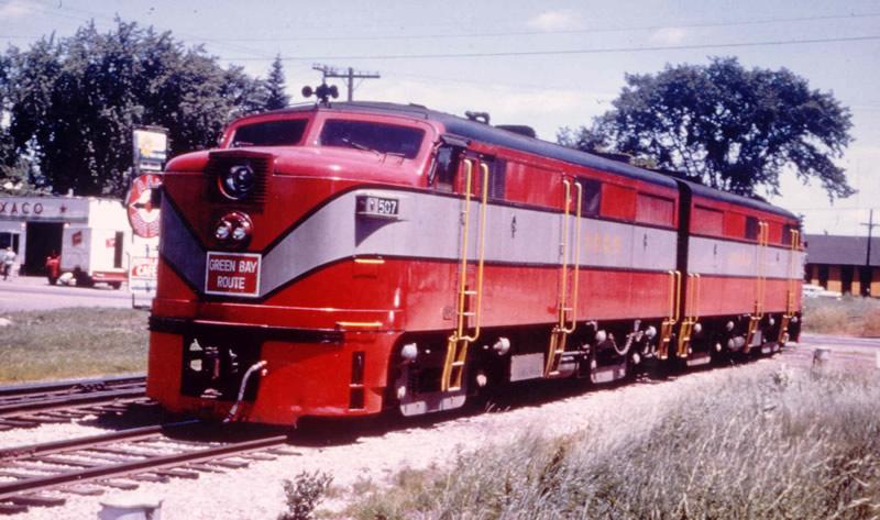GB&W 507