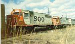 SOO Line Power