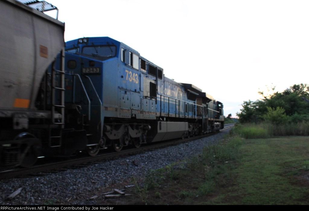 Conrail #7343