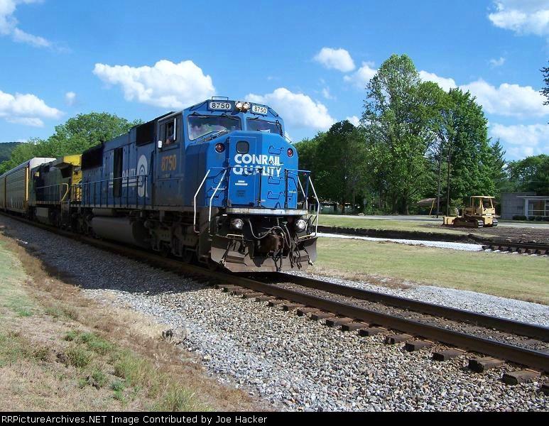 Conrail #8750