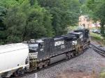 NS 9431 & 9743 on the V92 grain train