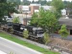 NS 2707 & 8954 bringing in the 44T grain train
