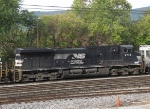 NS 9774 in the yard