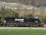 NS 3554 on the 44V grain train