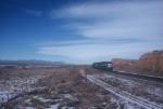 Oakway leads south into Pueblo