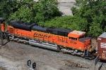 BNSF 9295 on CSX D741-22