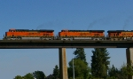 BNSF 7313 West