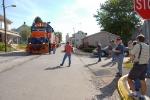 MMID's last street run on Farquar St.